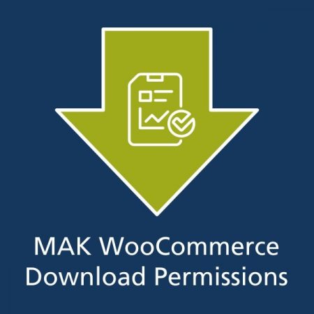 MAK WooCommerce Download Permissions